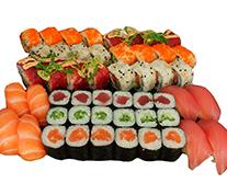 80D. Sushi Mix ( 50 stuks)