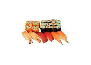 80A. Sushi mix (22 stuks)