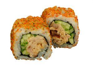 239. Spicy tuna uramaki