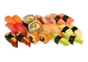 80B. Sushi Mix (20 stuks)