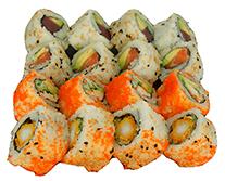 80C. Sushi mix (16 stuks)